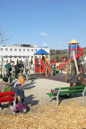 BOWI Spielplatz Willisau