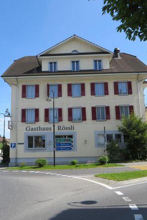 Gasthaus Rössli Dagmersellen