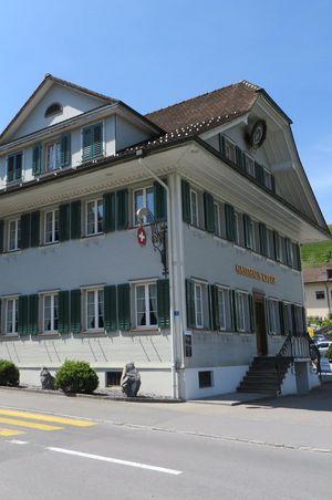 Gasthaus Chrüter Chrüz Hergiswil
