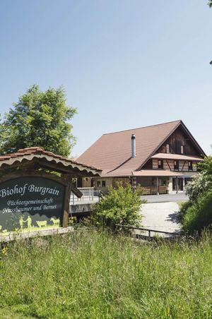 Burgrain-Stube Alberswil