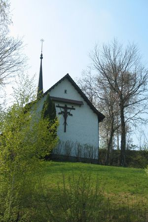 Bruder-Klausen-Kapelle Schülen