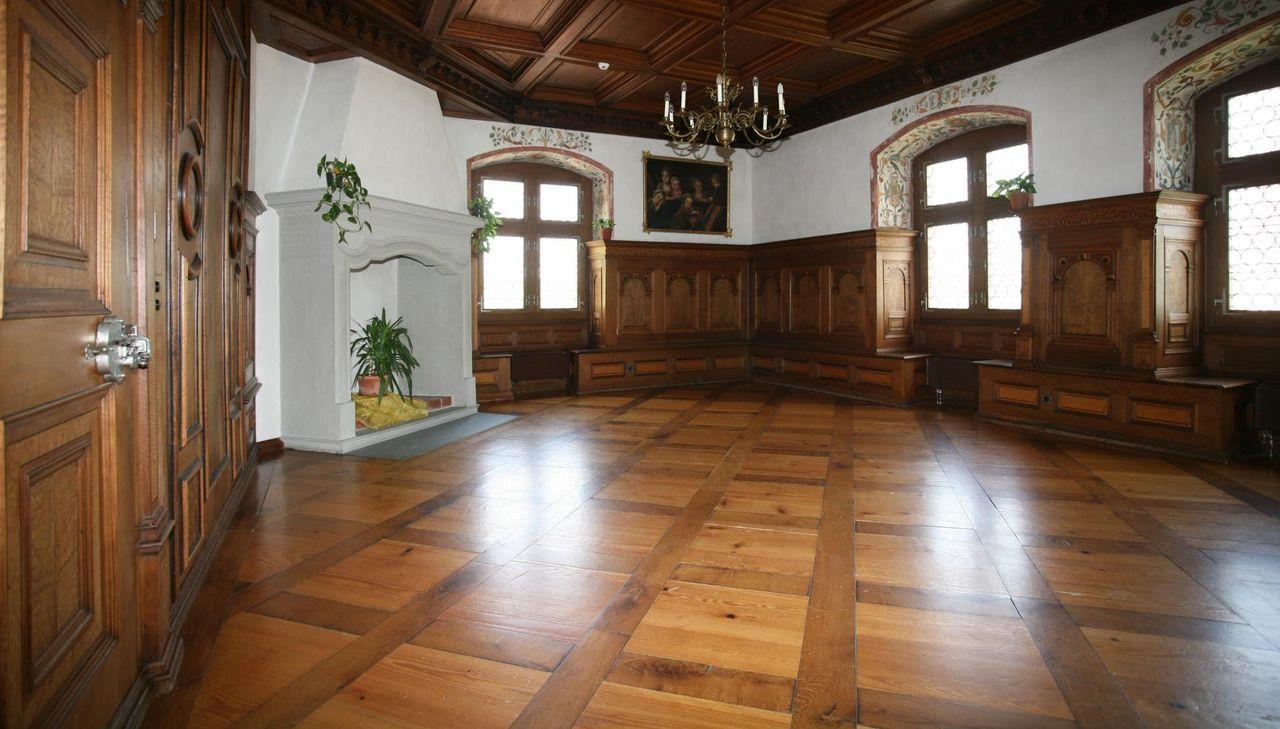 Rittersaal im Schloss Altishofen