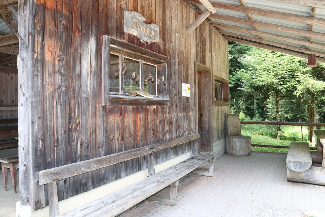 Hergiswil - Feuerstelle Napfblick