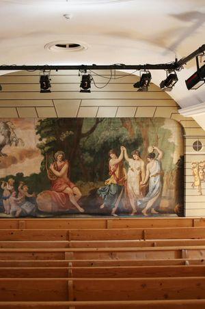Rathaus und Theatersaal Willisau