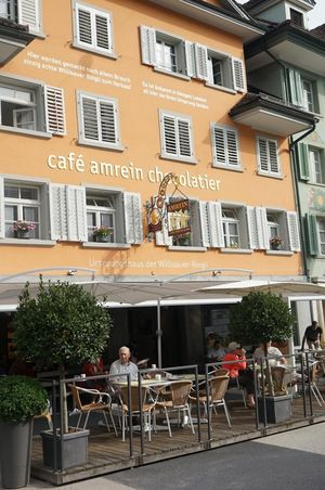 Café Amrein Chocolatier Willisau
