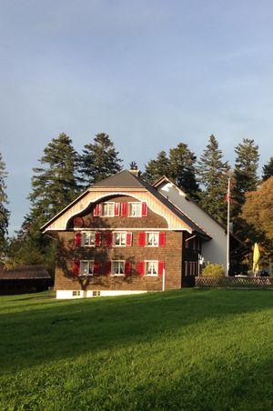 Bauernhaus Sunnsite Luthern