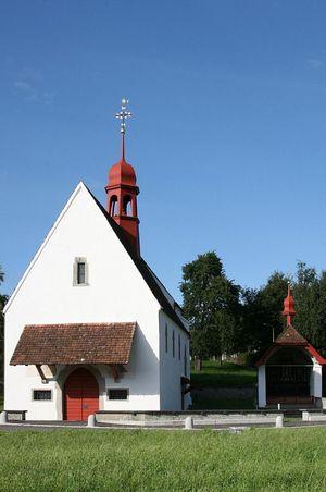 Sakramentskapelle und St. Anna Kapelle in Ettiswil