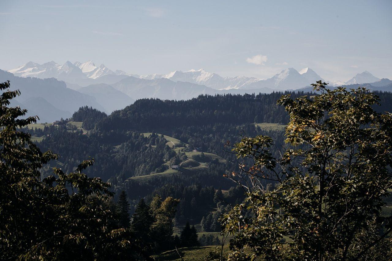 Bike-Rundtour mit Aussicht Willisau-Menzberg