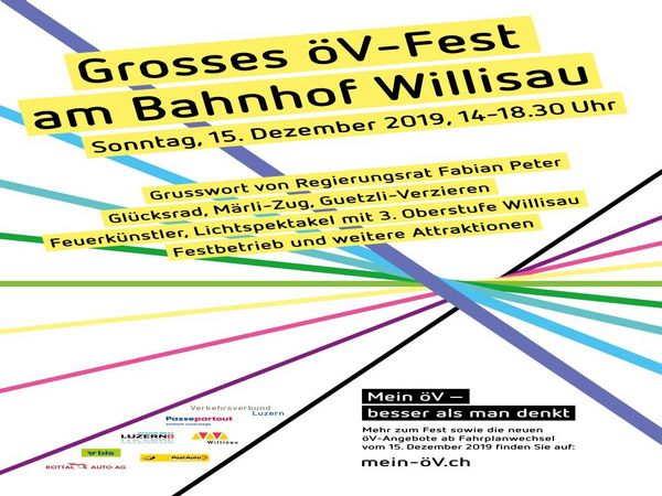 ÖV Fest in Willisau