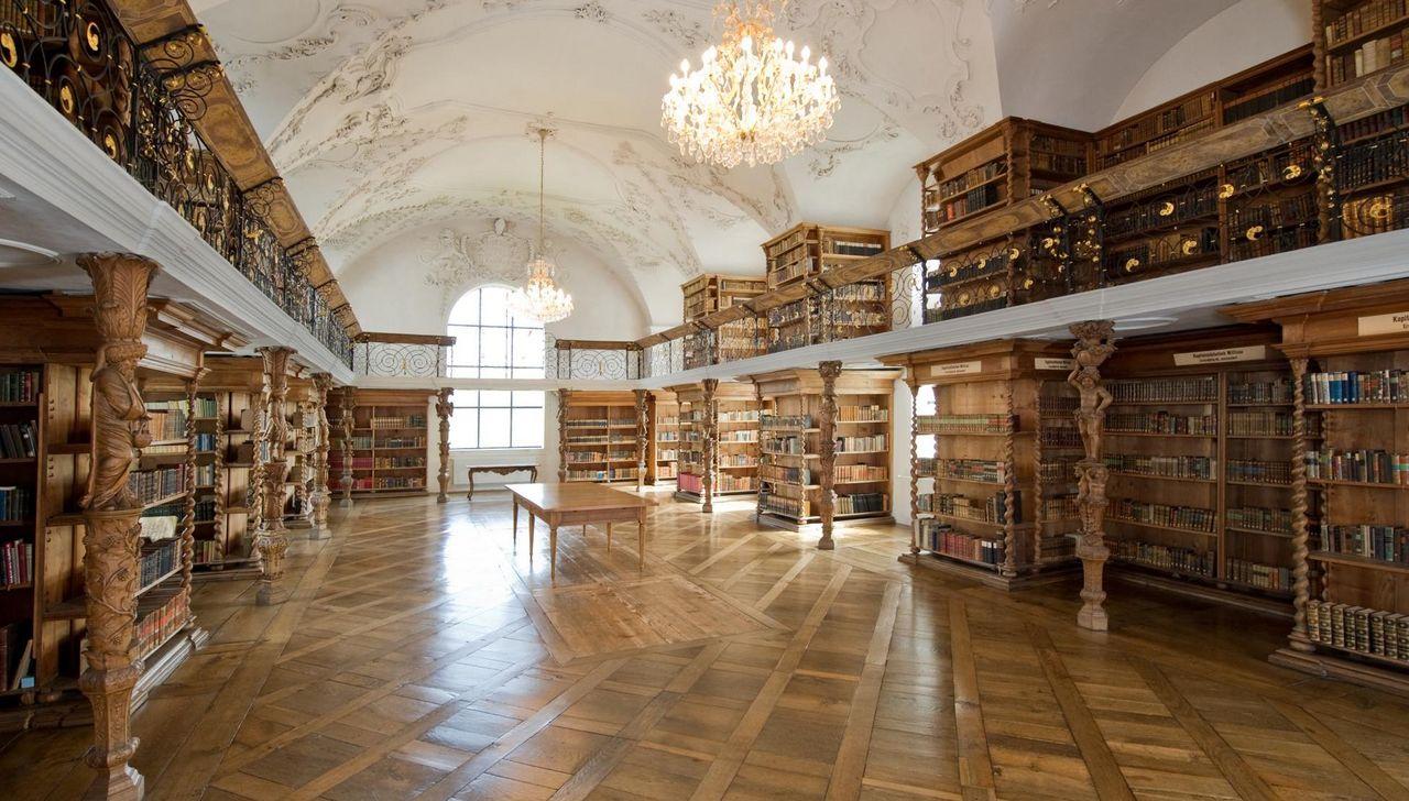 Klosterbibliothek St. Urban