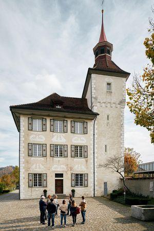Landvogteischloss Willisau