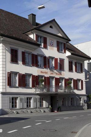 Gasthof zum Mohren Willisau