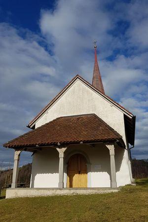 Kapelle St. Niklaus auf dem Berg in Willisau