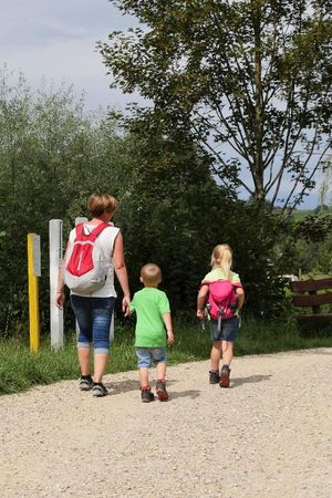 Hergiswil - Willisau Familienwanderung