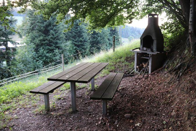 Hergiswil - Feuerstelle Hinter Säge