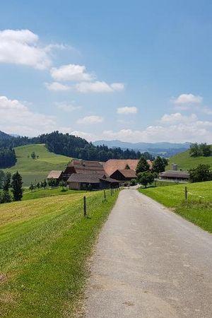 Bike Rundtour Willisau-Menzberg