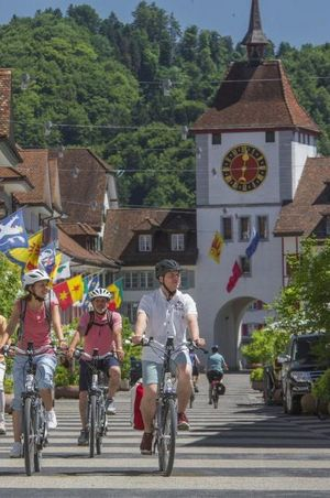Willisau - Burgdorf: Der Herzroute Klassiker (SchweizMobil Route 99)