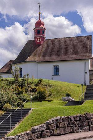 Kapelle St. Andreas in Buchs