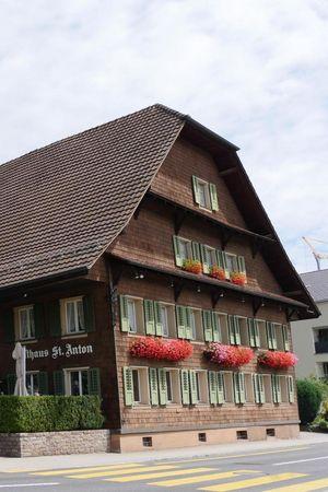 Gasthaus St. Anton Egolzwil