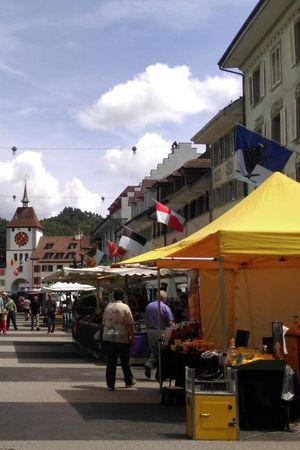 Monatsmarkt Willisau