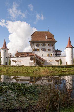 Wasserschloss Wyher Ettiswil