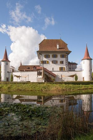 Führung Wasserschloss Wyher