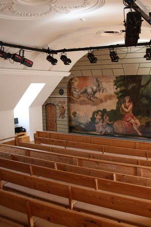Theatersaal im Rathaus Willisau