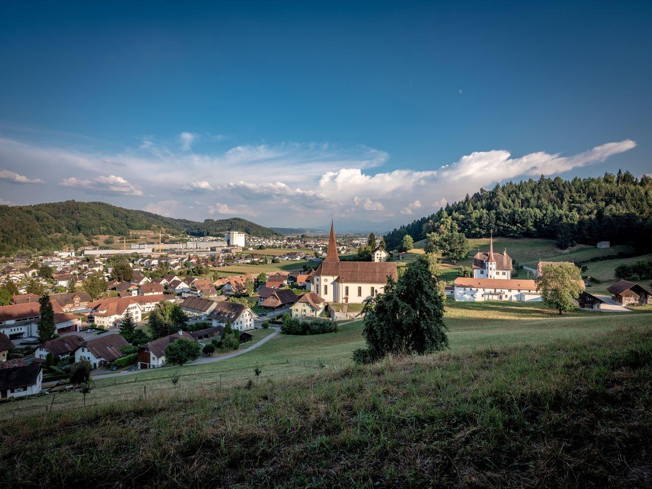 Bike Rundtour Nebikon-Schloss-Altishofen-Richenthal-Santenberg
