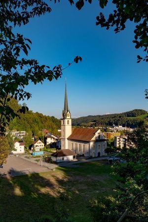 Pfarrkirche St. Martin Zell