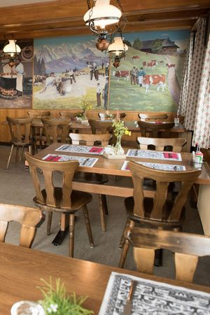 Bergrestaurant Ahorn Alp
