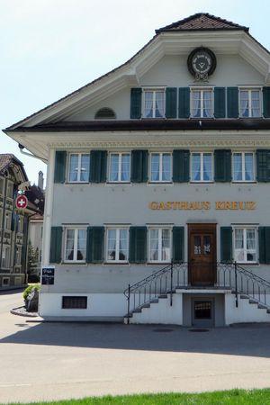 Gasthaus Kreuz Hergiswil bei Willisau