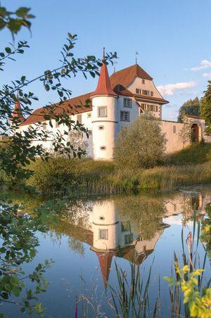 Wasserschloss Wyher Ettiswil Eventräume