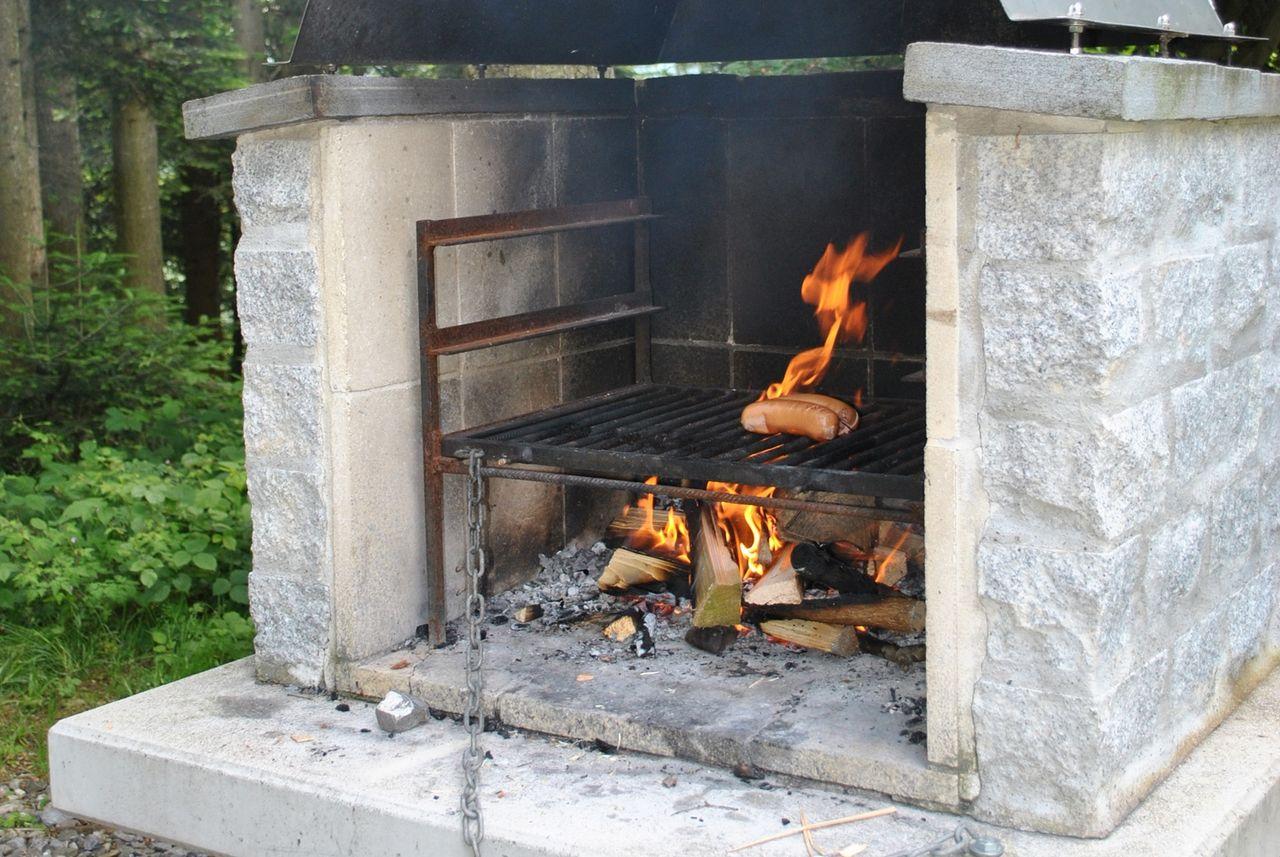 Menzberg - Feuerstelle Renggwald