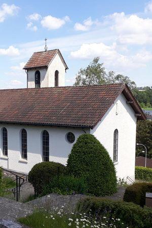 Kirche Hüswil