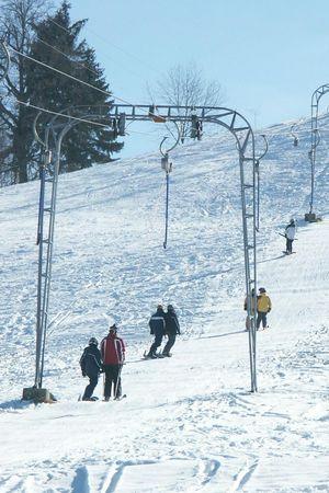 Skilift Hübeli Hergiswil