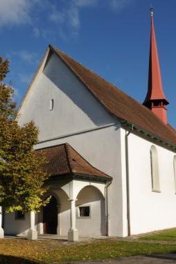 Kapelle St. Mauritius in Schötz