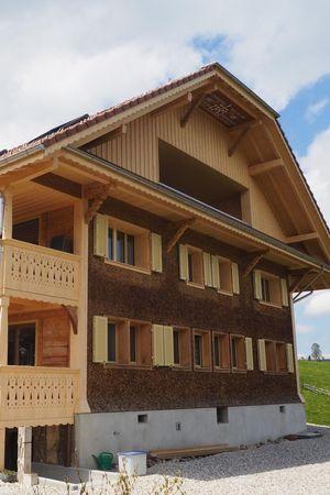 Ferienwohnung Hof Salbühl Hergiswil bei Willisau