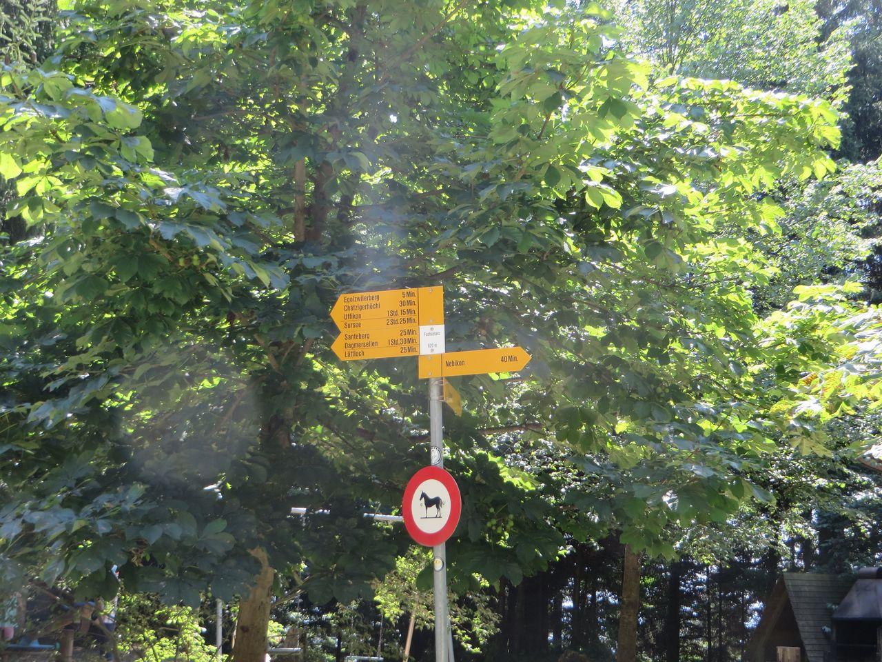 Feuerstelle Fuchsentanz Egolzwil