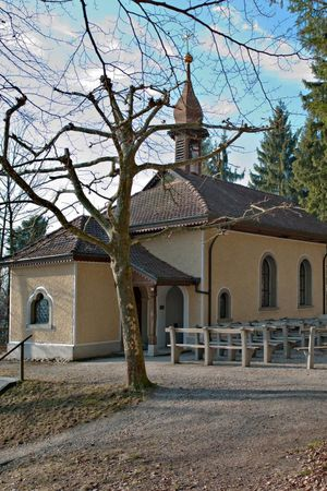 Kapelle Chrüzhubel in Dagmersellen