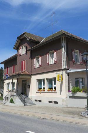 Gasthaus Hirschen Luthern Bad