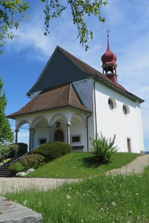 St. Blasius Kapelle Burgrain