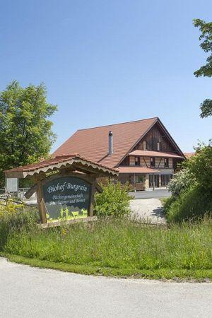 Bio-Hof Burgrain - Erlebnis Agroviosion