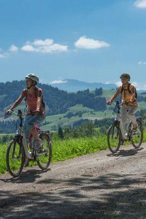 Herzschlaufe Napf (SchweizMobil Route 399)