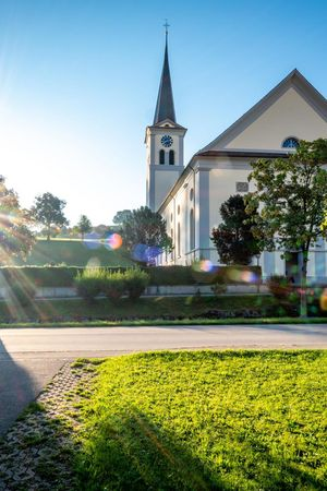 Pfarrkirche St. Johannes Hergiswil