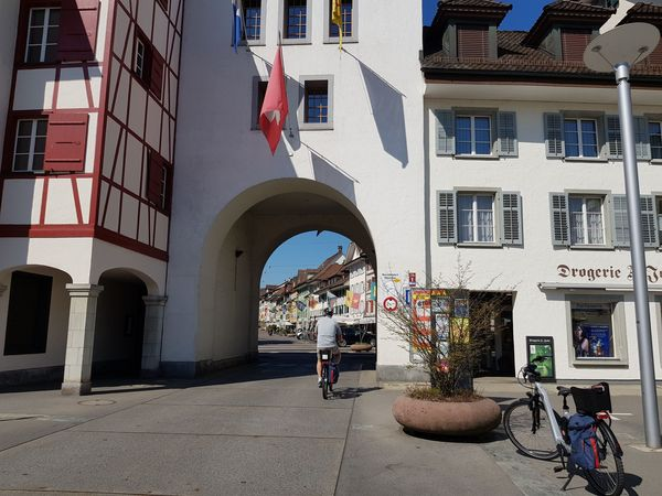 Rundtour Willisau - St. Urban - Altishofen (Kultur und Landschaft)