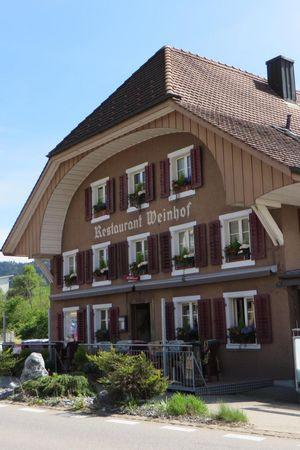Gasthof Weinhof Dagmersellen