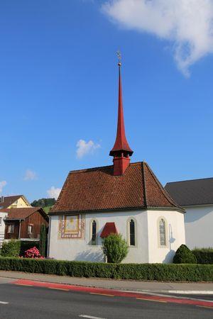 Dorfkapelle Gettnau