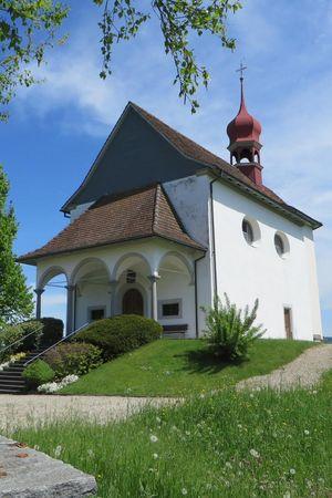Kapelle Sankt Blasius Burgrain