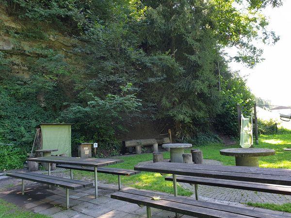 Hergiswil - Feuerstelle Blüömatt