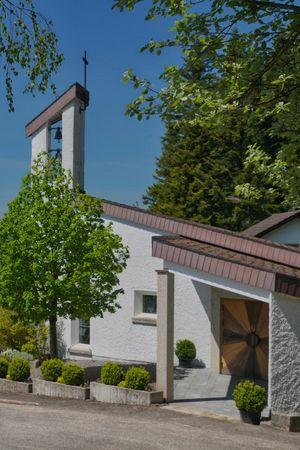 Kapelle St. Joder Hergiswil